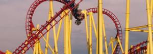Rollercoaster Romance - blue label life blog