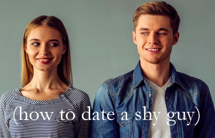 dating shy guys help
