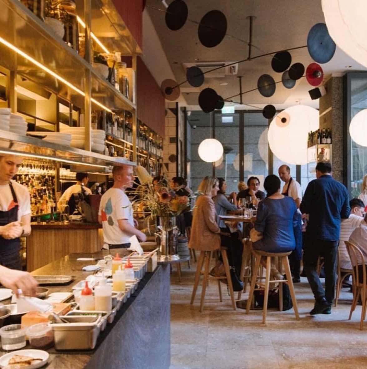 monopole - covid friendly dating restaurants sydney
