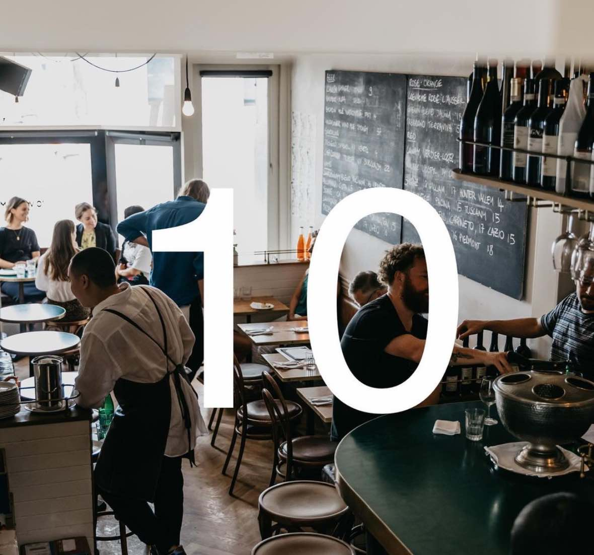 10 william street - covid friendly restaurants in sydney