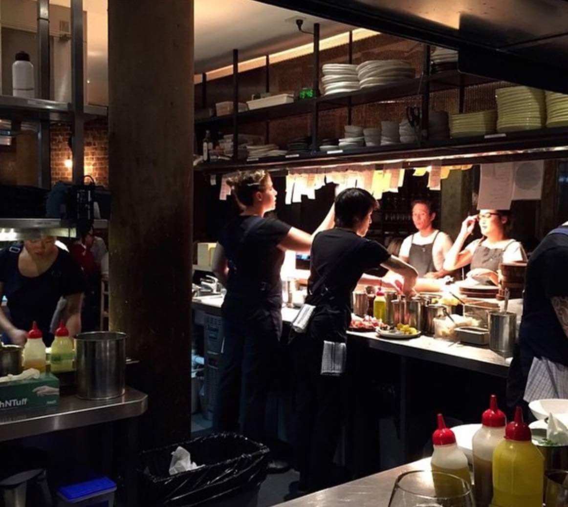nomad - covid friendly restaurants sydney